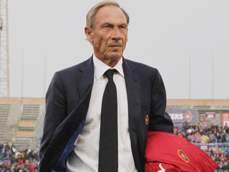 Ultime Notizie: Finisce la storia d'amore tra il Cagliari e Zeman? Nel pomeriggio la decisione