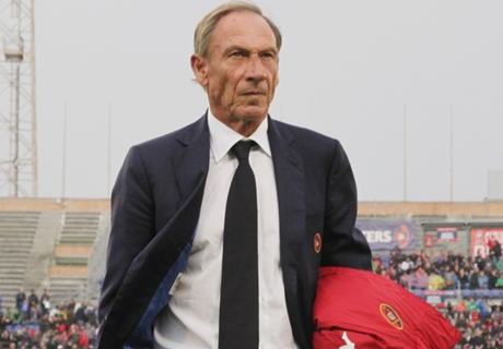Cagliari entlässt Trainer Zeman