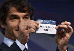 Real Madrid se enfrentará con Schalke