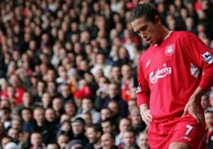 Harry Kewell | Er laborierte in den fünf Jahren bei Liverpool an vielen Verletzungen und wurde ihm Champions-League-Finale gegen den AC Milan von den eigenen Fans ausgebuht.