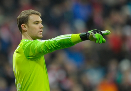 Neuer wary of Shakhtar threat