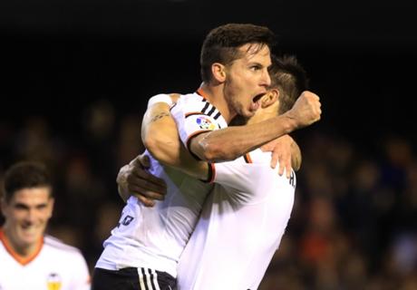 Laporan Pertandingan: Eibar 0-1 Valencia