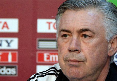 Ancelotti provoca ausentes no Mundial