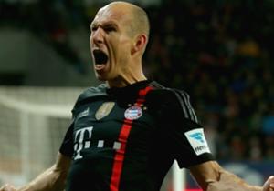 Arjen Robben (Bayern München) | Heeft zijn geweldige WK-vorm doorgetrokken. Ondanks wat kleine blessures kwam hij tot tien doelpunten en drie assists in twaalf wedstrijden. Hij is niet te stoppen.