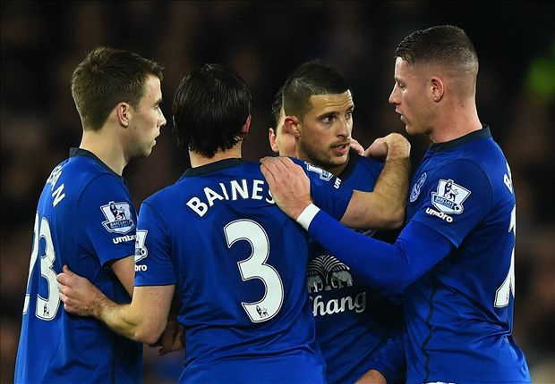 Everton 3-1 Queens Park Rangers: Toffees victory knocks Liverpool into bottom half