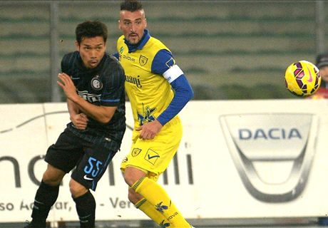 Laporan: Chievo 0-2 FC Internazionale