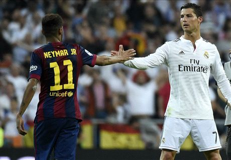Neymar The Ideal Ronaldo Replacement