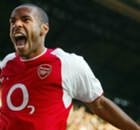 In Pictures: Thierry Henry's career