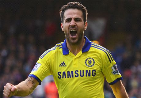 Fabregas: I wanted to beat Chelsea