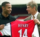 GALLERY - La carriera di Thierry Henry
