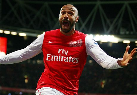 Henry: Managing Arsenal is my dream