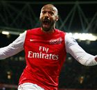 Thierry Henry's career in pictures