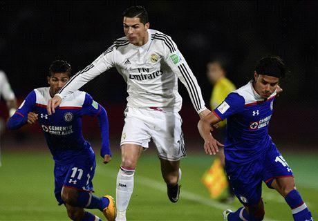 'San Lorenzo must upset CR7's hair'