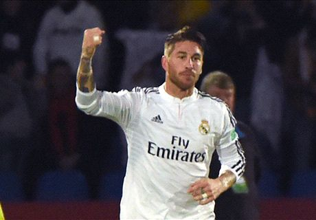Real Madrid are God's team - Ramos