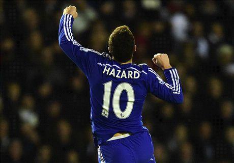 Hazard: Premier League the best in the world