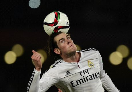 Bale: I'm starting to feel like Shearer