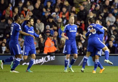 Chelsea Berpotensi Ukir Sejarah