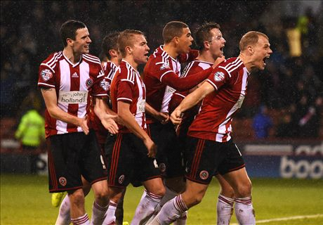 Sheffield Utd 1-0 Southampton: Saints out