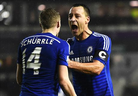 Chelsea too strong for Derby