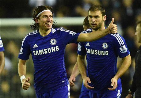 Copa da Liga: Derby 1 x 3 Chelsea