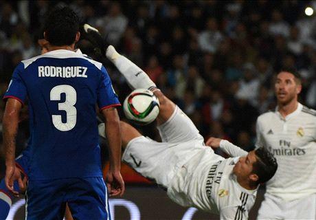 Ancelotti: Ronaldo saving goals for final