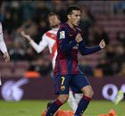Barca score eight in Copa rout
