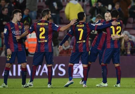 Barça-Cordoue, les compos officielles