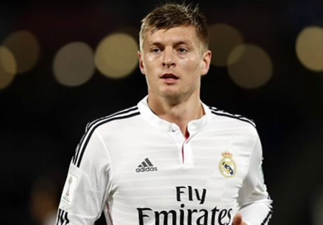 Kroos: Madrid & Bayern Selevel