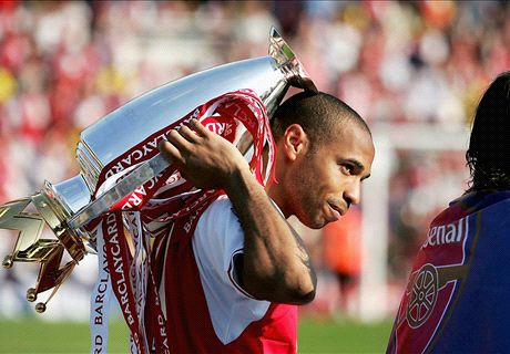 Henry, futur manager d'Arsenal ?