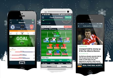 The perfect apps for football fans