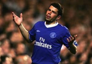 Mateja Kezman | Scoorde aan de lopende band bij PSV, maar met slechts vier goals in 24 wedstrijden wist hij die lijn bij Chelsea nooit door te trekken.
