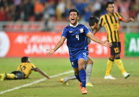 Match Report: Thailand 2-0 Malaysia