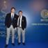 Juan Pablo Carrizo y Gary Medel.