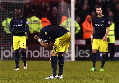 Fonte apologises to fans after cup exit