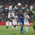 FC Goa and Atletico de Kolkata players in action during ISL semi final match