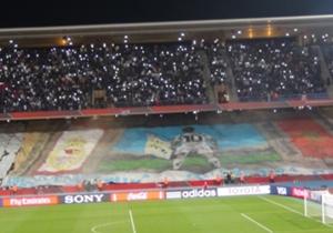لم يقتصر دور المغرب على تنظيم واستضافة مونديال الأندية،فهناك ميزة خاصة ظهرت في مباراة نصف النهائي بين ريال مدريد وكروز أزول