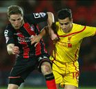 Player Ratings: Bournemouth 1-3 Liverpool