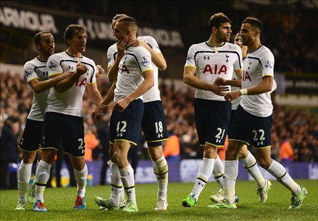 Liga Inglesa: Tottenham 4 x 0 Newcastle