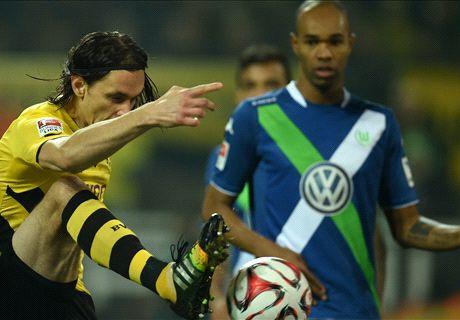 Naldo denies struggling Dortmund