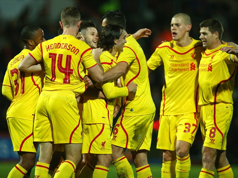 Capital One Cup, quarti - Liverpool e Tottenham avanti senza problemi