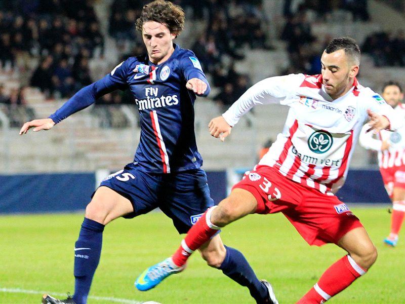Coppa di Lega francese, ottavi - PSG avanti col brivido, Monaco di rigore