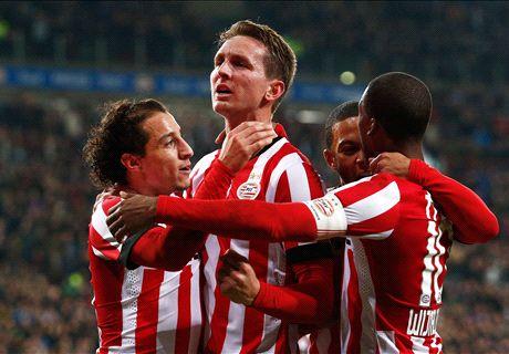 PSV edge seven-goal thriller