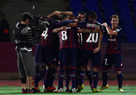 Mundialito: San Lorenzo 2-1 Auckland