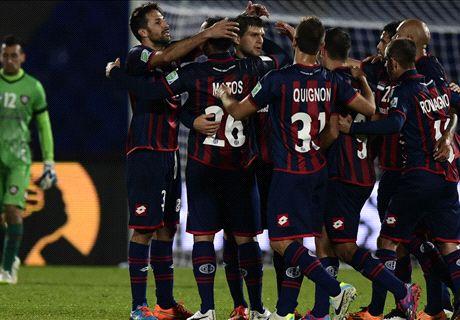 San Lorenzo folgt Madrid ins Finale
