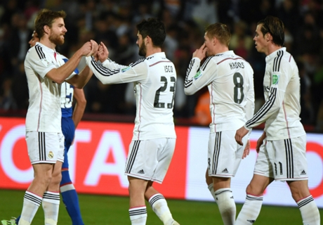 Real Madrid piensa en San Lorenzo