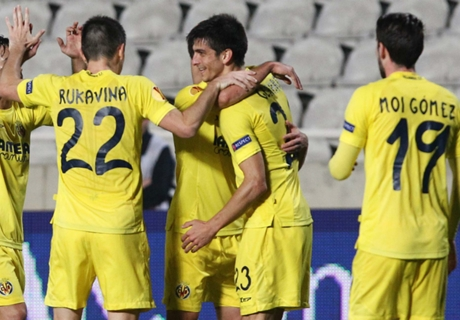 Villarreal Tembus Perempat-Final