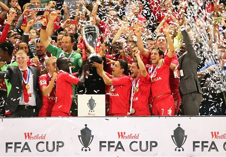 Cup winners Adelaide target A-League crown