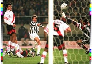 Copa Intercontinental 1996: Diez años después, River gana otra vez la Libertadores, pero cae 1 a 0 ante Juventus por el gol de Del Piero