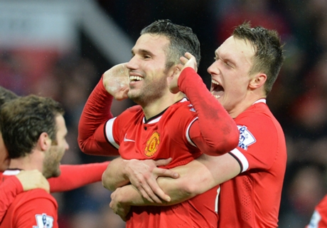 RVP resurgence typifies United's form
