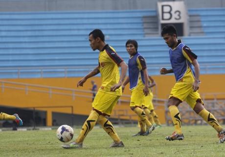 Sriwijaya FC Ikut Turnamen Di Padang
